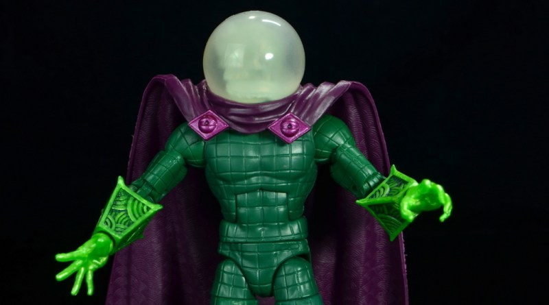 marvel legends mysterio figure review -main pic