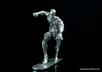 marvel legends silver surfer figure review -coming forward