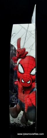 marvel legends spider-ham figure review -package side