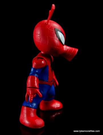 marvel legends spider-ham figure review -right side
