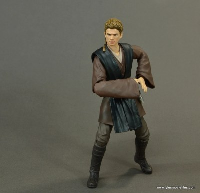 sh figuarts anakin skywalker figure review -reaching for lightsaber