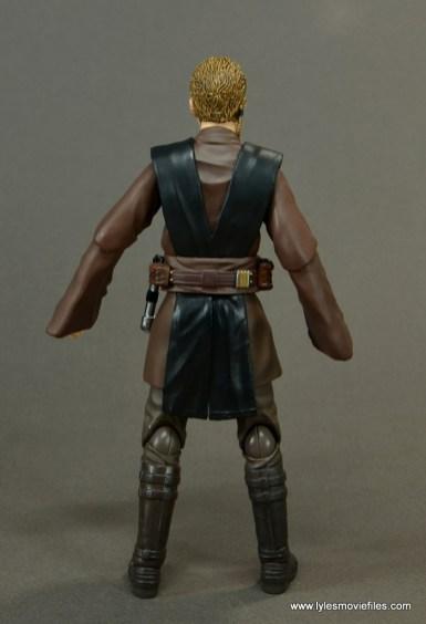 sh figuarts anakin skywalker figure review - rear