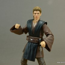 sh figuarts anakin skywalker figure review -wide shot