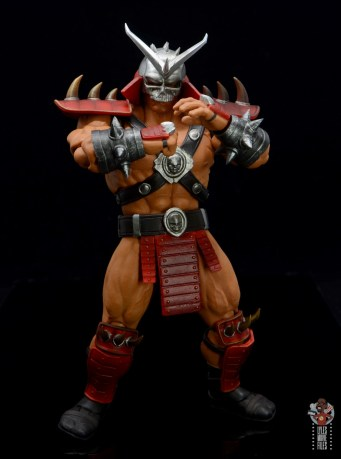 storm collectibles mortal kombat shao khan figure review - ready for a fight