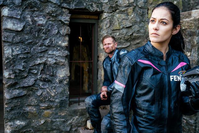 the dawnseeker movie review - alexander kane and franziska schissler