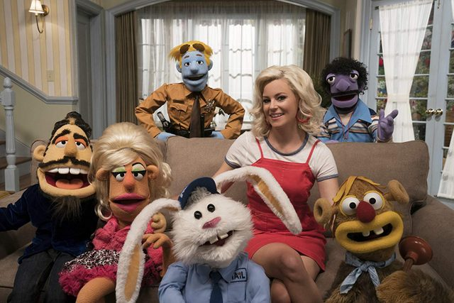 the happytime murders - show cast