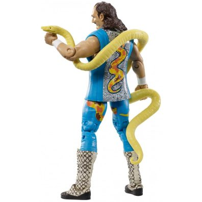 wwe flashback elite set jake the snake roberts rear