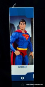 dc essentials superman review - package side