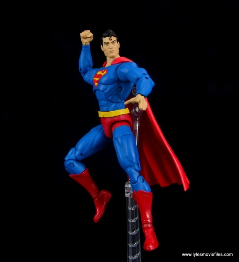 dc essentials superman review - wind up punch
