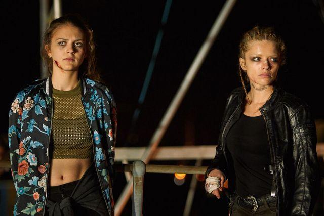 final score movie review - lara peake and alexandra dinu