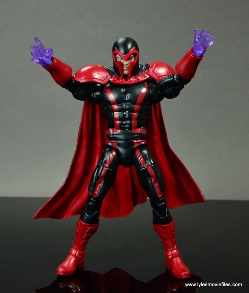 marvel legends magento review -arms up