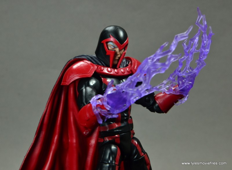 marvel legends magento review -powered up hands