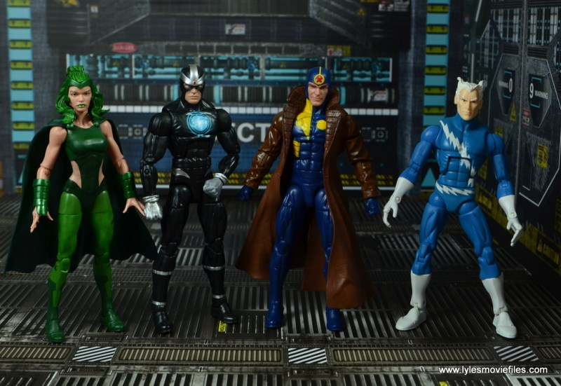 marvel legends multiple man figure review - x-factor