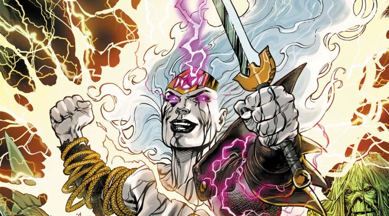 Dc Comics reviews 10/3/18