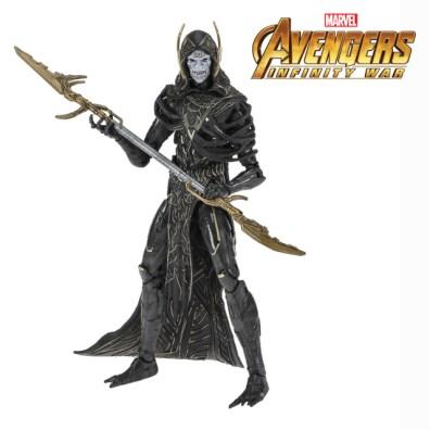 Marvel Avengers Infinity War Legends Series 6-inch Corvus Claive Figure