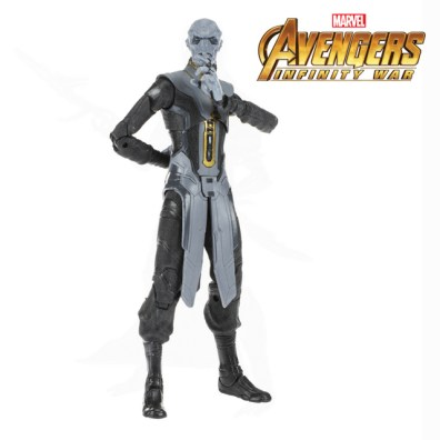 Marvel Avengers Infinity War Legends Series 6-inch Ebony Maw Figure
