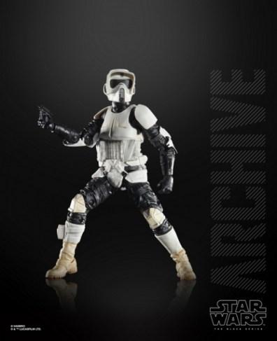 Star Wars Archive Scout Trooper Figure (1)
