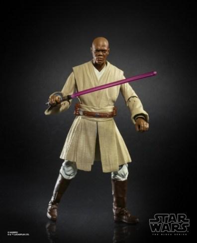 Star Wars The Black Series 6-inch Mace Windu Figure (2)