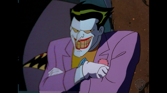 batman the complete animated series deluxe set - the joker