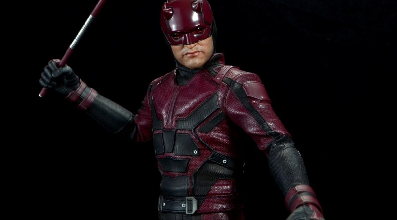 hot toys daredevil figure review - main pic
