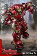 hot toys hulkbuster iron man deluxe version figure -advancing