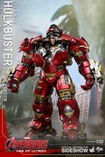 hot toys hulkbuster iron man deluxe version figure -open armor