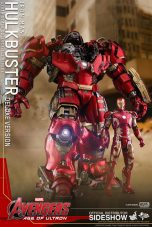 hot toys hulkbuster iron man deluxe version figure - with age of ultron iron man armor
