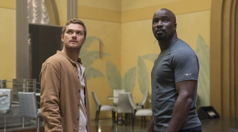 no season 3 for luke cage or iron fist