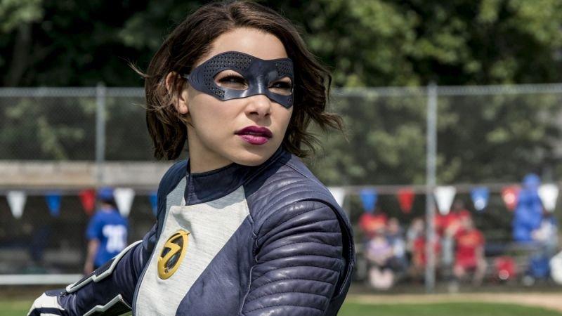 The Flash: Season 5 E4 News Flash review | Lyles Movie Files