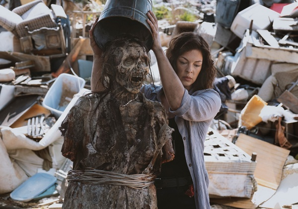 the-walking-dead-the obliged review - anne