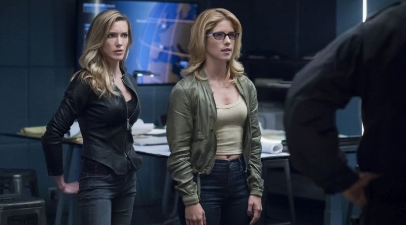 arrow due process review -laurel and felicity