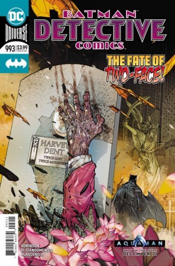 detective comics 993