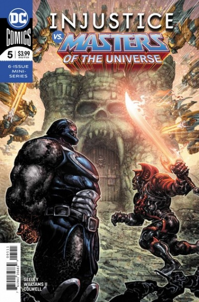 injustice vs masters of the universe 5