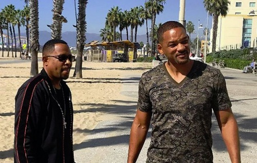 martin lawrence and will smith bad boys 3