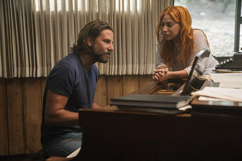 a star is born movie review - bradley cooper and lady gaga