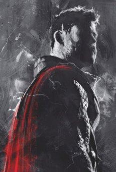 avengers endgame promo art - thor