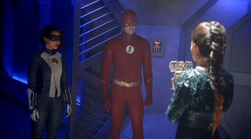 the flash o come all ye thankful review - xs, the flash and weather witch
