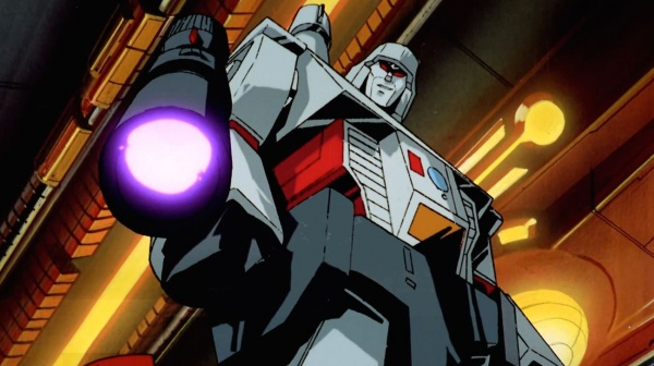 transformers the movie megatron