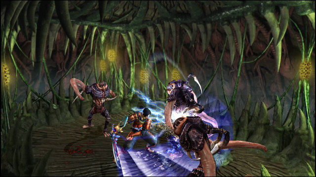 Onimusha: Warlords Dark_Realm_Battle_1