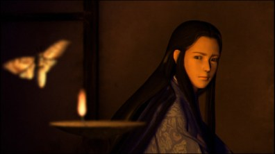 Onimusha Warlords Princess_Yuki