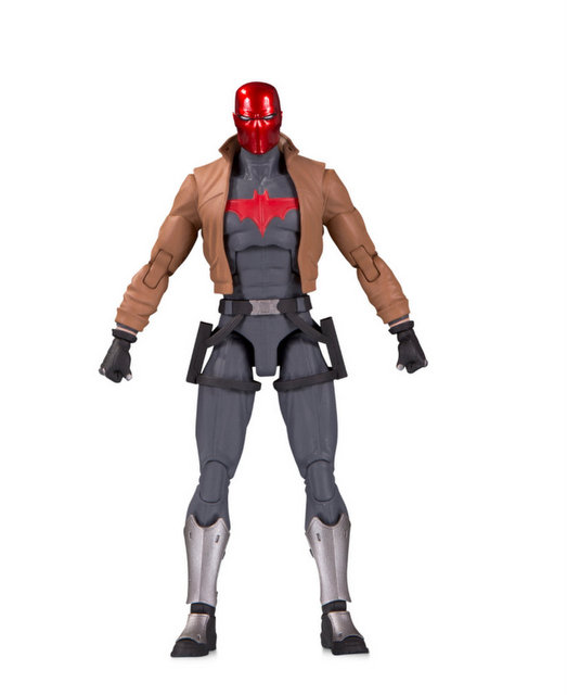 dc essentials the red hood