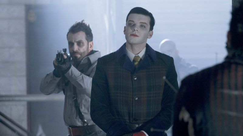 gotham one bad day review - jeremiah