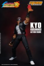 storm collectibles kyo kusanagi figure - the winner is kyo