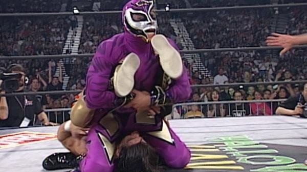 wwe elite 67 - rey mysterio jr