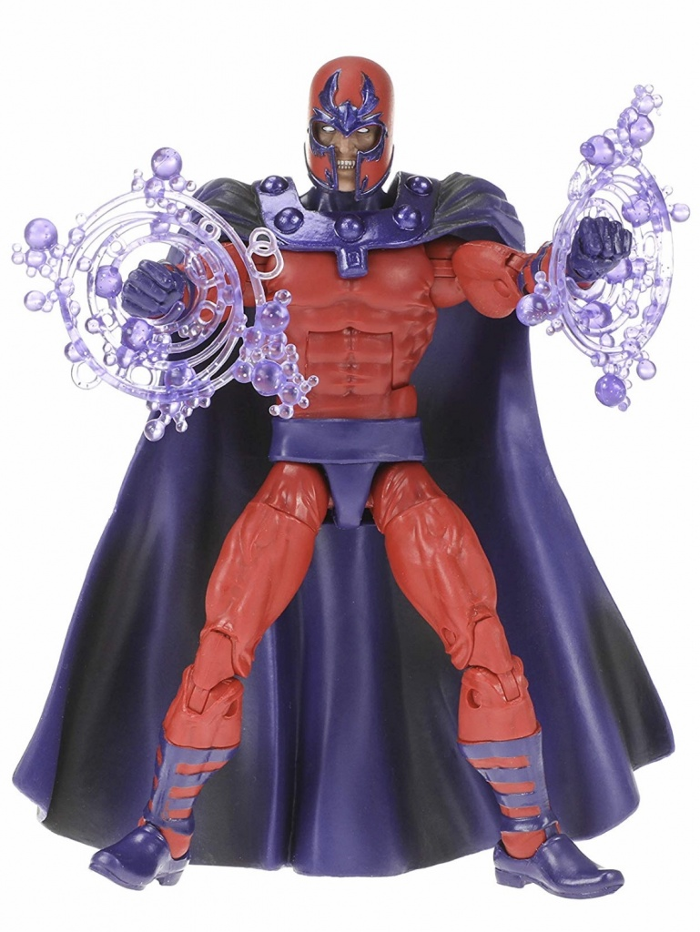 Marvel legends family matters - Scarlet Witch, Magneto and Quicksilver set - magneto