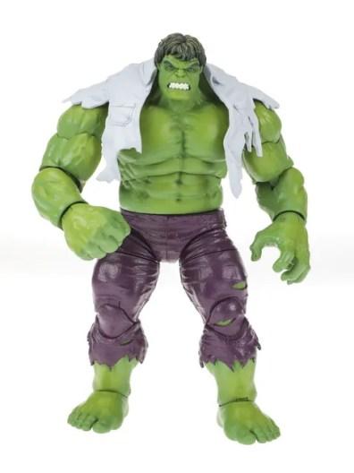 Marvel 80th Anniversary Legends Series Wolverine and Hulk 2-Pack (Hulk) oop