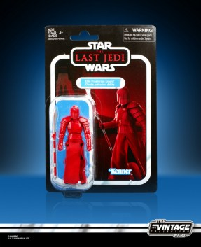 Star Wars The Vintage Collection Elite Praetorian Guard in pck