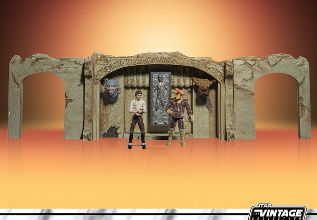 Star Wars The Vintage Collection Jabbas Palace oop