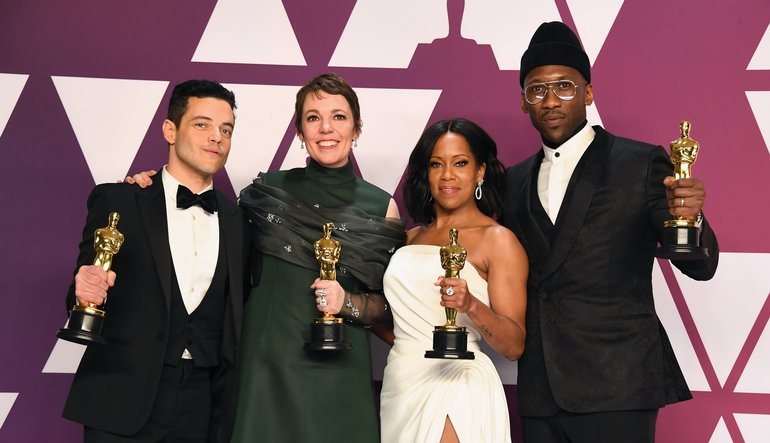 episode 71 - oscars winners 2019