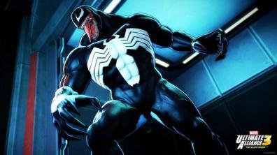 marvel ultimate alliance 3 - venom